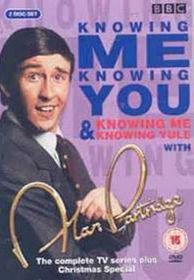Alan Partridge - Knowing Me, Knowing You & Knowing Yule (DVD)