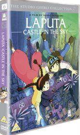Laputa-Castle In the Sky (DVD)