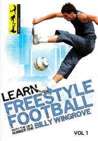 Learn Freestyle Football - (Import DVD)