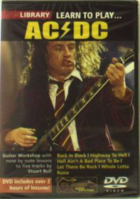 Learn To Play Ac/Dc (Lick Library) - (Import DVD)