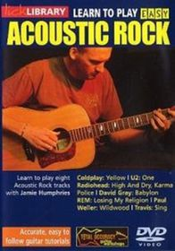 Learn To Play Acoustic Rock - (Import DVD)
