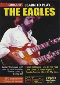 Learn To Play the Eagles (Lick Library) - (Import DVD)