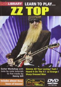 Learn To Play Zz Top - (Import DVD)
