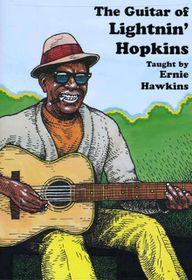 Lightnin'hopkins-Guitar of - (Import DVD)