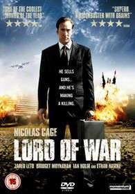 Lord Of War (Single Disc) (DVD)