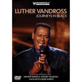 Luther Vandross-Journeys/Black - (Import DVD)