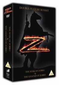 Mask of Zorro / Legend of Zorro - (Import DVD)