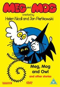 Meg And Mog 1 - (Import DVD)
