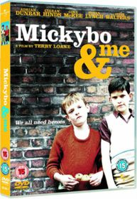Mickybo And Me - (Import DVD)