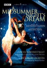 Midsummer Night's Dream Ballet - (Import DVD)