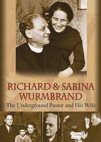 Richard & Sabina Wurmbrand - Underground Pastor And His Wife (DVD)