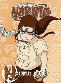 Naruto Uncut Box Set Vol 14 Se - (Region 1 Import DVD)