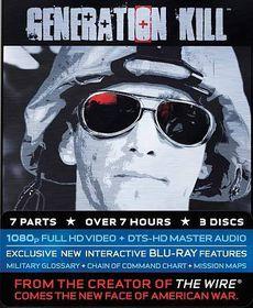 Generation Kill - (Region A Import Blu-ray Disc)