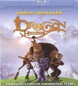 Dragon Hunters - (Region A Import Blu-ray Disc)