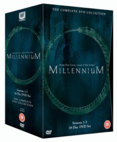 Millennium Season 1-3 Box Set (18 Discs) - (Import DVD)