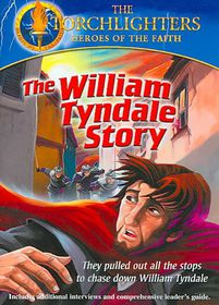 Torchlighters - William Tyndale (DVD)