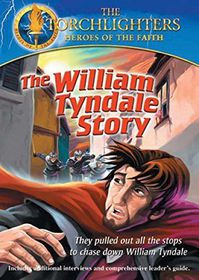 Torchlighters - William Tyndale (DVD)