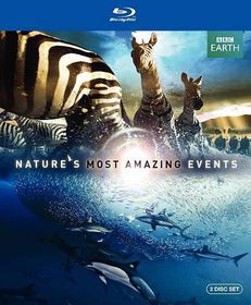 Nature's Most Amazing Events - (Region A Import Blu-ray Disc)
