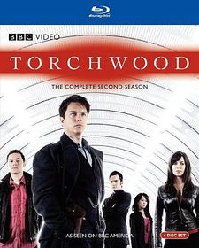Torchwood:Complete Second Season - (Region A Import Blu-ray Disc)
