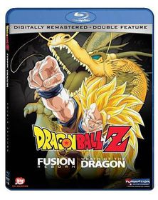 Dragon Ball Z:Fusion Reborn/Wrath of - (Region A Import Blu-ray Disc)