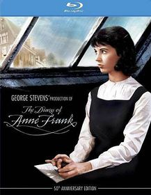 Diary of Anne Frank 50th Anniversary - (Region A Import Blu-ray Disc)