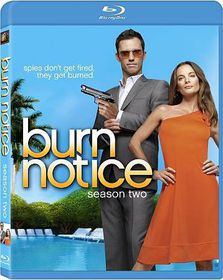Burn Notice Season 2 - (Region A Import Blu-ray Disc)
