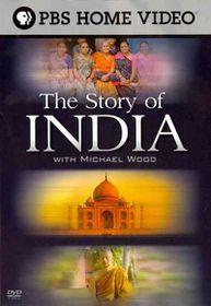 Story of India - (Region 1 Import DVD)