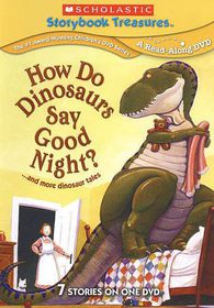 How Do Dinosaurs Say Goodnight - (Region 1 Import DVD)