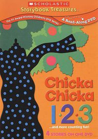 Chicka Chicka 123 - (Region 1 Import DVD)