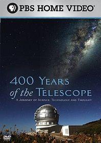 400 Years of the Telescope - (Region 1 Import DVD)