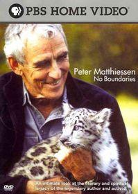 Peter Matthiessen:No Boundaries - (Region 1 Import DVD)