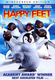 Happy Feet - (Region 1 Import DVD)
