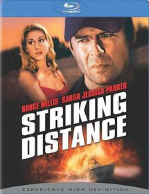 Striking Distance - (Region A Import Blu-ray Disc)