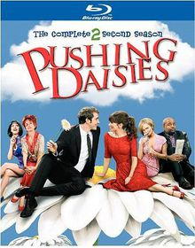 Pushing Daisies:Complete Second Season - (Region A Import Blu-ray Disc)