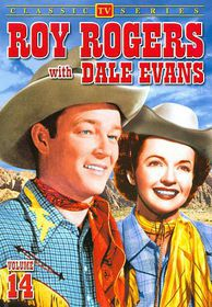 Roy Rogers with Dale Evans Vol 14 - (Region 1 Import DVD)