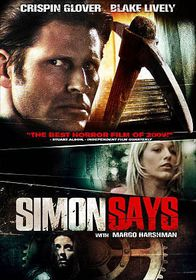 Simon Says - (Region 1 Import DVD)