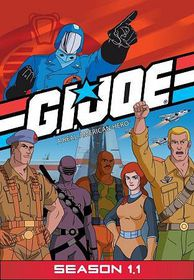 G.I. Joe Teal American Hero - Season One Part 1 - (Region 1 Import DVD)