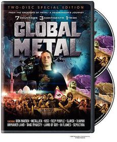 Global Metal - (Region 1 Import DVD)