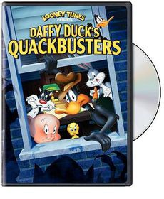 Daffy Duck's Quackbusters - (Region 1 Import DVD)
