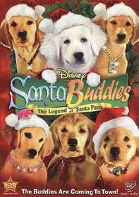 Santa Buddies - (Region 1 Import DVD)