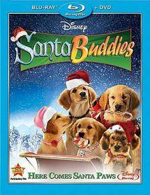Santa Buddies - (Region A Import Blu-ray Disc)