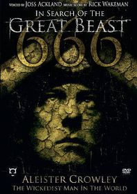 In Search/Great Beast 666:Aleister Cr - (Region 1 Import DVD)