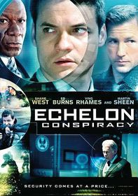 Echelon Conspiracy - (Region 1 Import DVD)