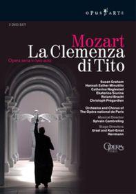 Mozart-La Clamenza Di Tito (2 Discs) - (Import DVD)