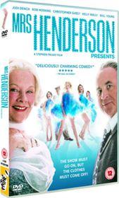 Mrs Henderson Presents (Import DVD)