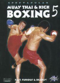 Muay Thai Boxing Vol.5 - (Import DVD)