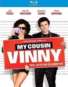 My Cousin Vinny - (Region A Import Blu-ray Disc)