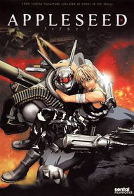 Appleseed - (Region 1 Import DVD)