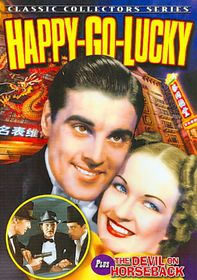 Happy Go Lucky/Devil on Horseback - (Region 1 Import DVD)