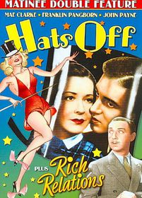 Rich Relations/Hats off - (Region 1 Import DVD)